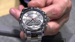 victorinox swiss army chrono classic 1 100th watch explained