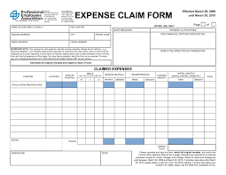 Amazing Expense Form Templates Ideas - Office Worker Resume Sample ...