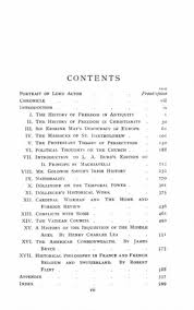 the history of dom and other essays online library of liberty original table of contents or first page