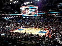 Houston Rockets Suite Seating Chart Staples Center Section Suite A43 Los Angeles Clippers Vs