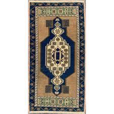 2 x 3 10 turkish vintage rug
