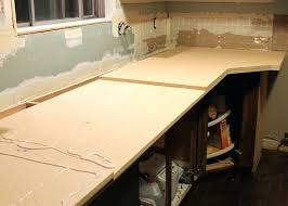 diy laminate countertops the countertops have to be pulled away from the wall when you place