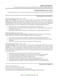 Furniture Sales Resume Sample Briliant Furniture Store Manager Resume Examples Sample Retail 12