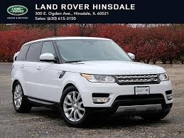 land rover 2015. certified preowned 2015 land rover range sport 30l v6 supercharged hse
