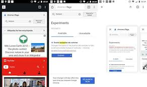 Android Tabs Google Tests Horizontal Tab Switcher In Chrome Mobile Ghacks Tech News
