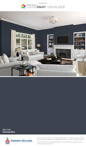 I found this color with ColorSnap Visualizer for iPhone by  Sherwin-Williams: Charcoal