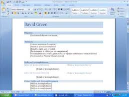 Importance Of A Resume How To Properly Write A Resume Importance