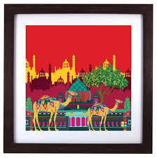 buy framed wall art online india
