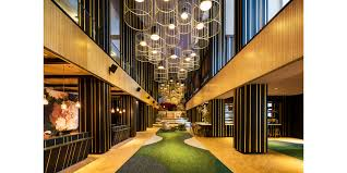 C Lighting Buckhead Ga W Hotels Debuts Newly Reimagined W Atlanta Midtown W