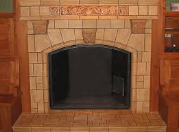 Arts And Crafts Decorative Tiles Beautiful Design Arts And Crafts Tiles For Fireplaces Unbelievable 89
