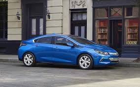 All Chevy chevy 2016 volt : 2016 Chevrolet Volt Video Road Test