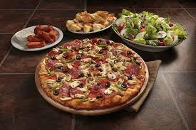 round table pizza dine with us tonight