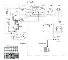 rv net open roads forum truck campers portable generators champion c46540 schematic showing avr