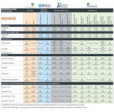 2016 individual insurance plans bronze