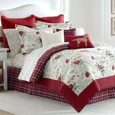 Red Floral Quilts – co-nnect.me & ... Red And Black Floral Comforter Ella Comforter Set Burgundy Chaps Red  Floral Comforter Red Floral Amanda Red Floral Quilts ... Adamdwight.com