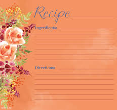 printable mother s day recipe poems