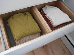 Image of: Drawer Organizer For Clothes