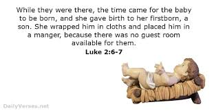 Image result for nativity of jesus bible verse