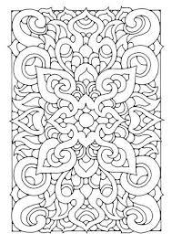 Kleurplaat Mandala A06 Groep 7 Coloring Pages Mandala Coloring