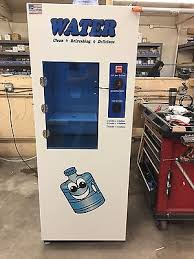 Coin Vending Machine For Water Best WATER VENDING MACHINE Coin Operated Laundry Room Size New Made In
