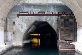 Underground Military Bases For Sale Exploring Crimeas Secret Soviet Sub Base Balaklava Naval Museum