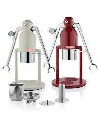 Robot baristas are now a thing. Cafelatstore Robot Espresso Maker Powder Coating