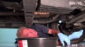 How to change Automatic Transmission Fluid - 2001 Toyota Sequoia ...