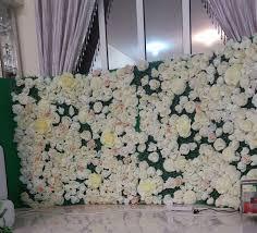 Flower Wall Flower Wall Photo Booth Weddingbee