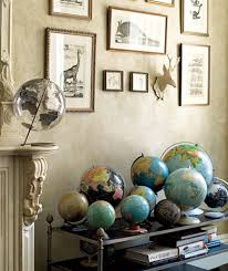 decorating with vintage furniture. Wonderful With Shows You How To Put A Nice Spin On Your Decoratingu2026vintage Globes Seem  Be Perfect To Decorating With Vintage Furniture O