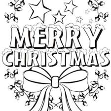 Small Picture 15 Merry Christmas Coloring Pages Print Color Craft within Merry