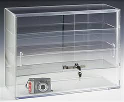 jewelry display case