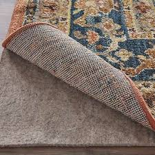 details about karastan dual surface rug pad 1 4 inch rug 8 x 10 area rug