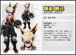 Copic Markers Characters Color Chart My Hero Academia Amino