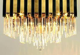 gold fringe chandelier unbelievable chandeliers foil per piece im gold fringe chandelier