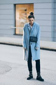 Blue Coat Outfit Baby Blue Colorful Coat For Fall You Rock My Life