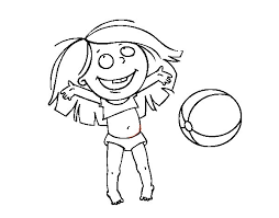 Small Picture Beach ball coloring pages printable ColoringStar