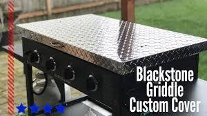 custom blackstone griddle cover by backyard life gear