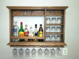 large size of liquor display shelves acrylic for bar small wood wall mounted lighted bottle shelf