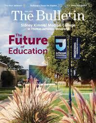 Philau Design Expo The Bulletin Thomas Jefferson University Fall 2017 By