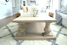 restoration hardware coffee table knock off barade large size of baer cement wood nicholas marble