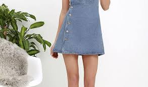 <b>Denim dresses</b> for the stylish ones – thefashiontamer.com