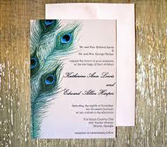 peacock invitations peacock themed wedding invitations fresh peacock invitation cards