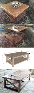 This is the ultimate lazy (or genius) person diy coffee table. 77 Diy Coffee Table Ideas On A Budget