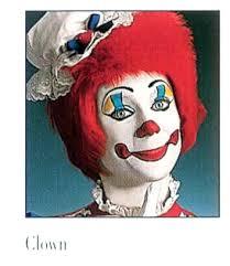 art clown makeup bella s birthday