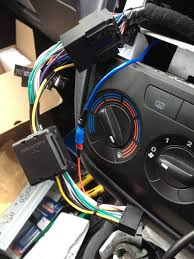 how to fit an aftermarket head unit radio in to a fiat grande image huinstall002 jpg