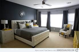 Astonishing Ideas Grey Yellow Bedroom 15 Visually Pleasant Yellow And Grey  Bedroom Designs