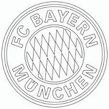 Voetbal Kleurplaat Logo Logo Vector Online 2019