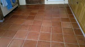 image of terracotta floor tiles style
