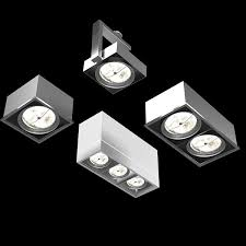 modern spot lighting. Integrated Ceiling Spot Light Recessed Spotlight Grille Modern Contemporary Adjustable Hi-tech0002.jpg36576925- Lighting R