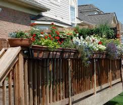 Box plans flower pots balcony railings deck railing planter boxes  rhcablecarchiccom porch rail planters ideas about